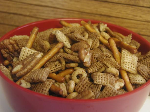 Crock Pot Party Mix 3
