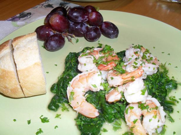 Kittencal's Easy Lemon-Garlic Sauteed Shrimp