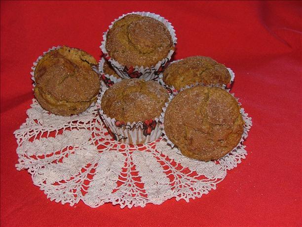 Healthy Pumpkin Pie Bran Muffins