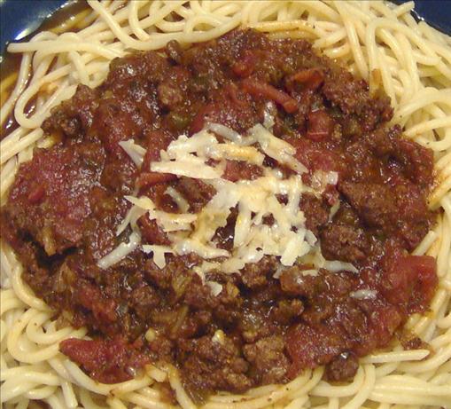 Nannys Spaghetti Sauce 5 Star Family Favorite