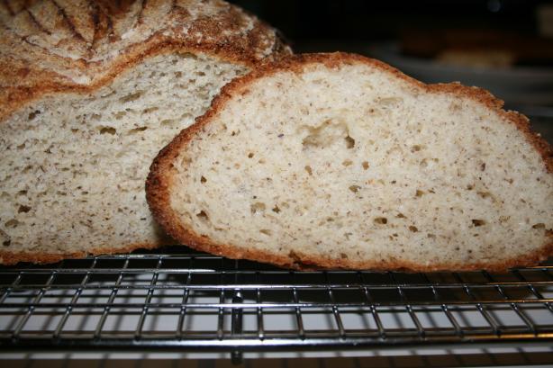 Gluten-Free Flax Bread