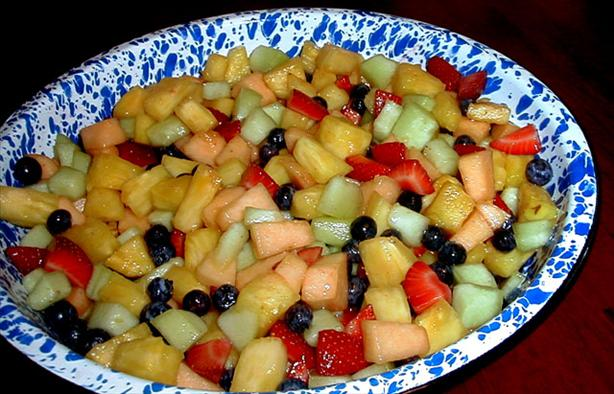 Big Fruit Salad