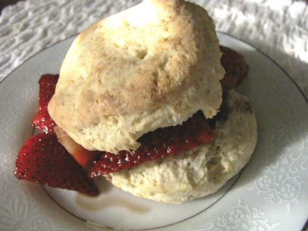 Shortcakes (Robin's Best Biscuits)