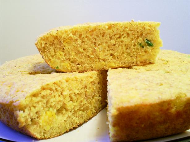 Jalapeno Cornbread Low Fat to No Fat