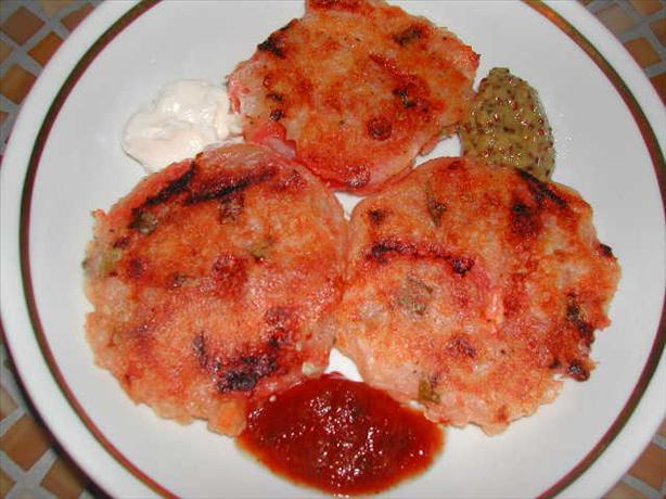 Potato Kephtides (Or Mrs B's Quest for Vegan Potato Cakes)