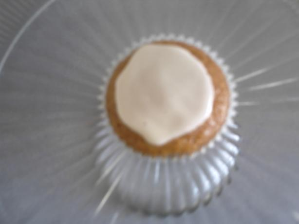 Fat-Free Pumpkin Muffins