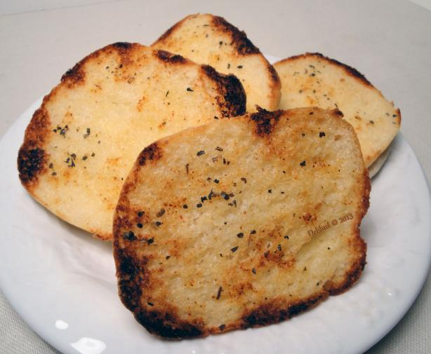 In-A-Pinch Garlic Bread