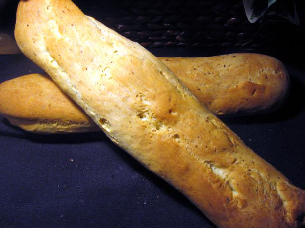Romano Oregano Bread (Abm)