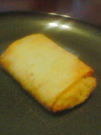 Sausage and Cheese Breakfast Strudels