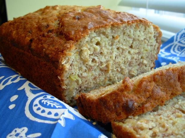 Banana-Oatmeal Bread