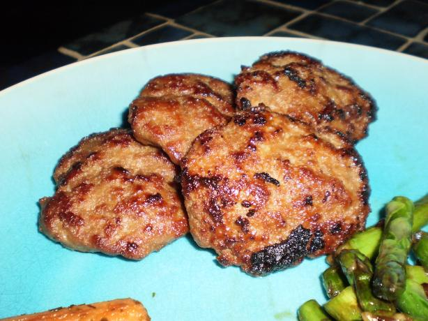 Korean Chicken Patties