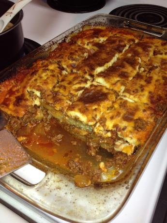 Kittencal's Greek Moussaka
