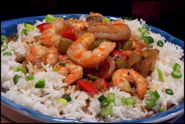 Crawfish /Shrimp Etouffee