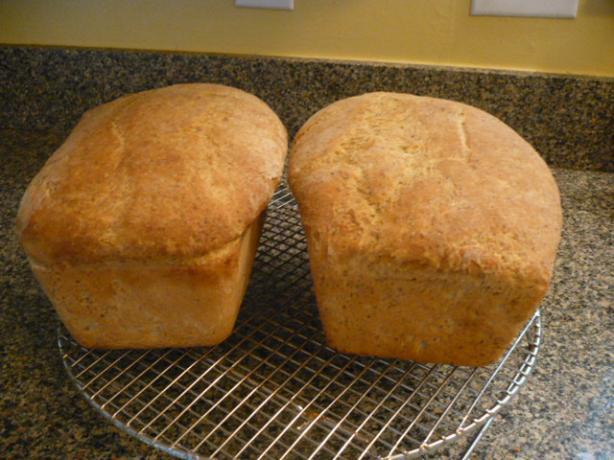 Classic Flax Bread