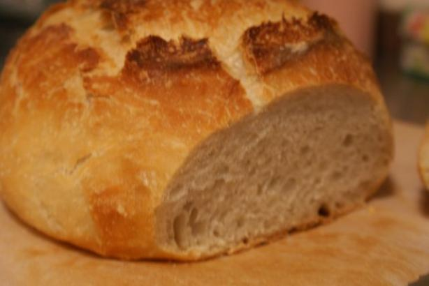 Almost No-Knead Bread
