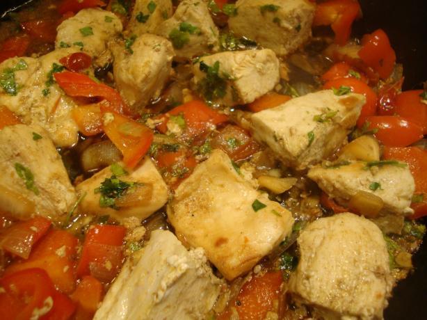 Chicken Scarpariello - Rachael Ray