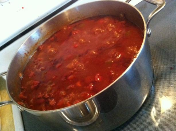 Good, Easy to Make Homemade Chili