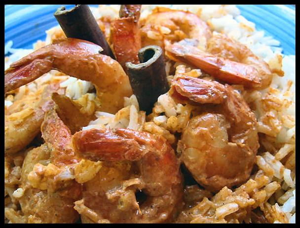 Shrimp Korma