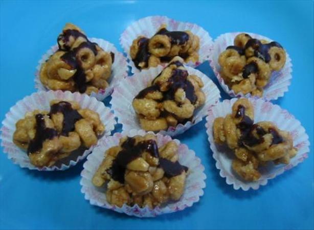 Honey & Nut Cheerios Squares