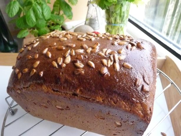 Sourdough Sunflower Bread