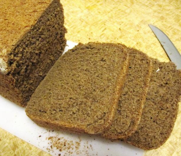 German Rye Bread (Abm)