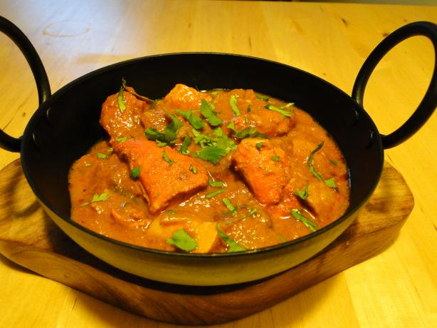 Authentic Karahi Curry (With Base Sauce)