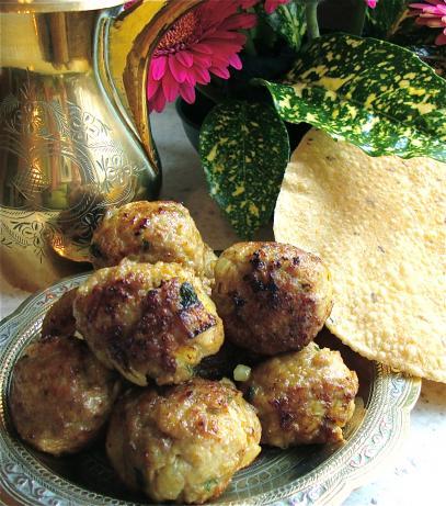 Saudi Chicken Kofta (Gluten-Free)