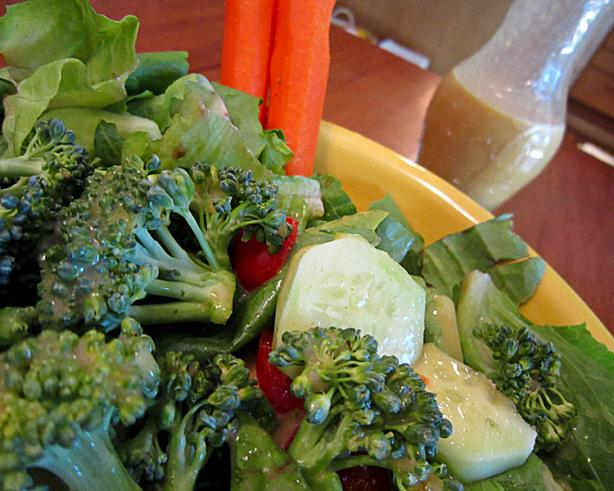 Fat Free Liquid Gold Salad Dressing