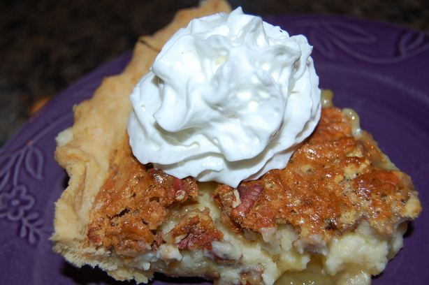 Cream Cheese Pecan Pie