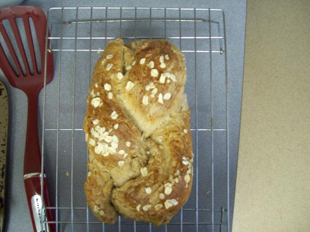 Kitchenaid Honey Oatmeal Bread