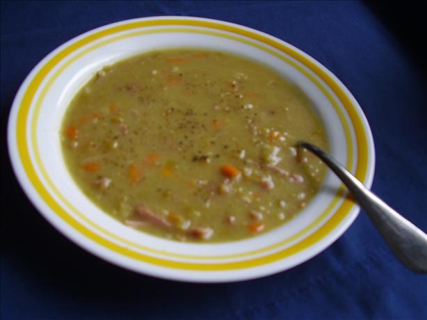 Mrs. Schreiner's Split-Pea Soup