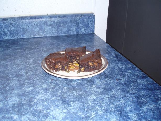 Chocolate Cinnamon Brownies