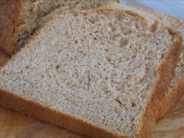 Heavenly Whole Wheat Potato Bread (Bread Machine)