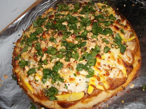 Thai-One-On Pizza