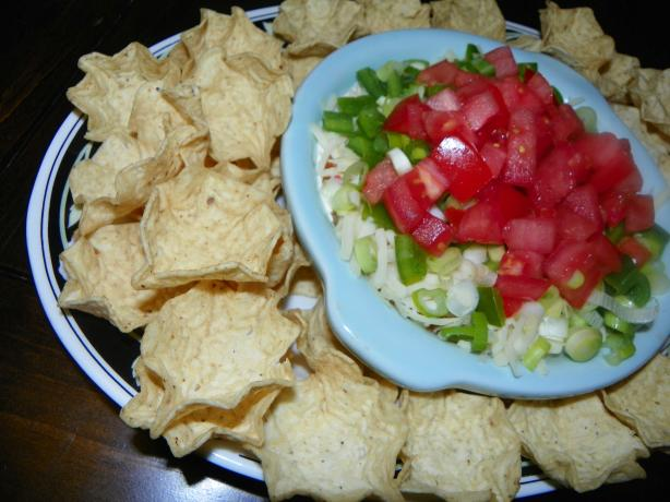 Seafood Surprise Dip