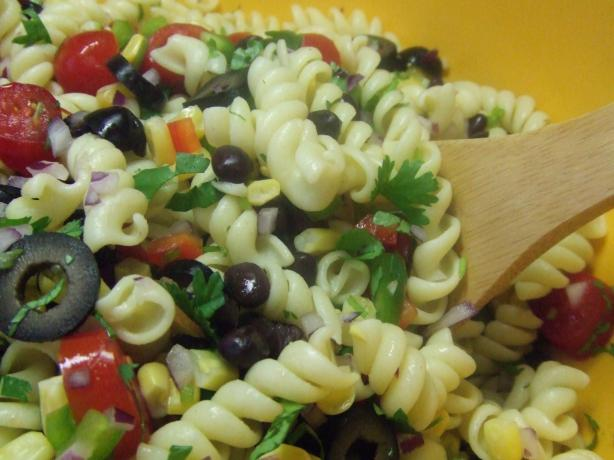 V's Southwestern Pasta Salad