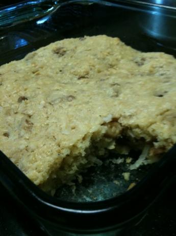 Amy's Chewy Coconut Bars (Diabetic)