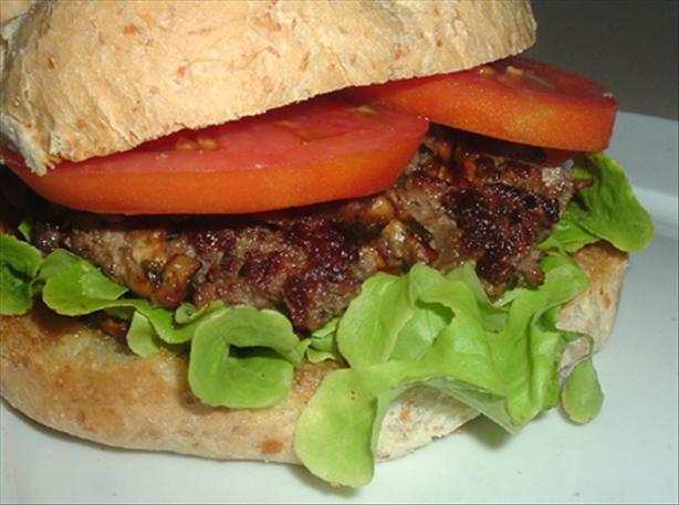 Greek Feta Burgers (Light)