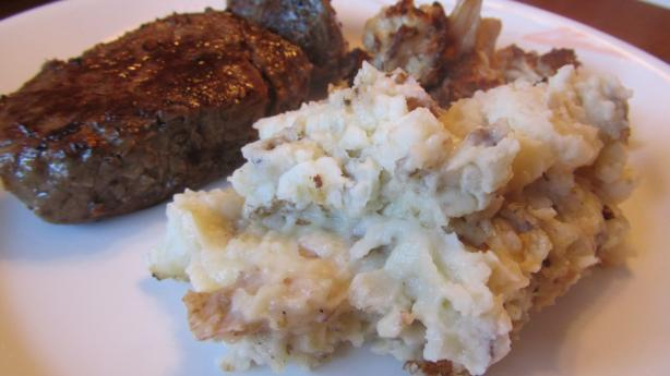 Make-Ahead Mashed/Smashed Potatoes