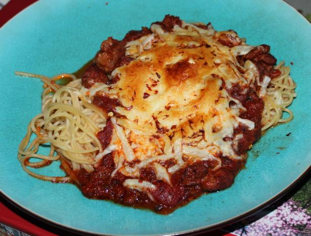 Greg's Good As Gold Spaghetti Sauce