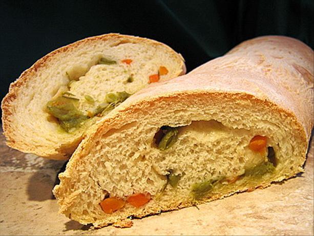 Pizza Crust (All-Purpose Flour or Spelt Flour)