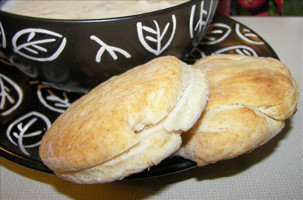 Mashed Potato Biscuits