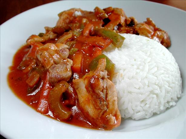 Cajun-Style Chicken Gumbo