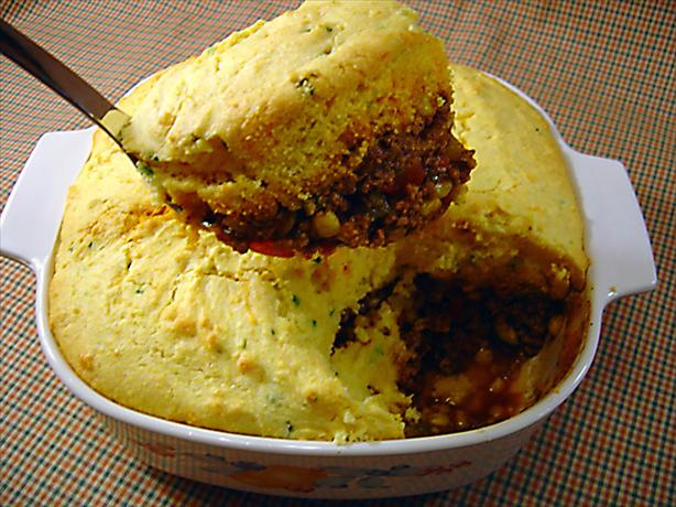 Hot Tamale Casserole