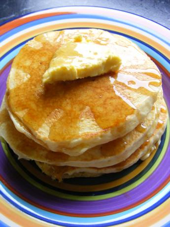 Martha's Perfect Pancakes