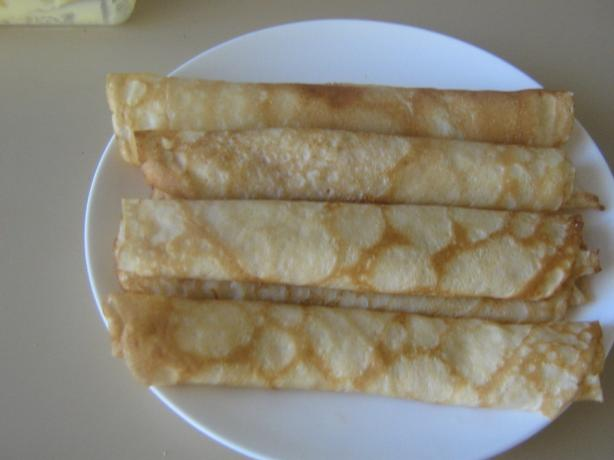 Pancakes With Lemon and Sugar for Shrove Tuesday - Pancake Day