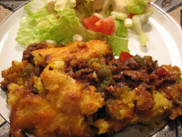 Authentic Mexican Tamale Pie