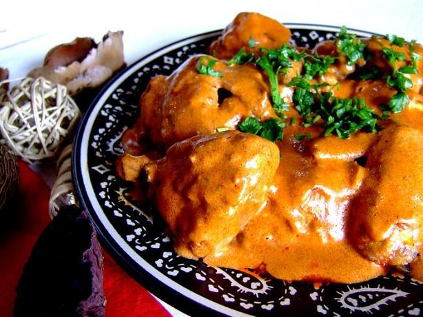 Chicken Paprika (Paprikás Csirke)
