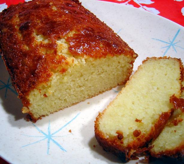 Our Favourite Lemon Loaf