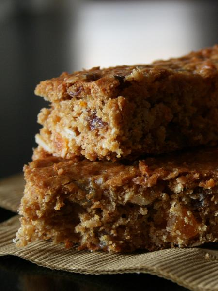 Pack It and Go Energy Bars